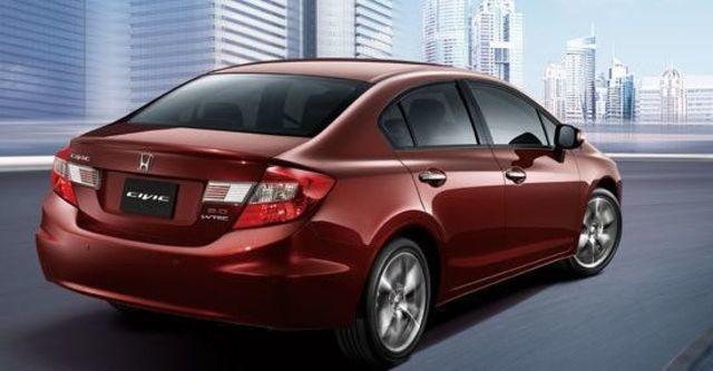 2013 Honda Civic 1.8 VTi-S  第3張相片