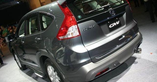 2013 Honda CR-V 2.0 VTi  第3張相片