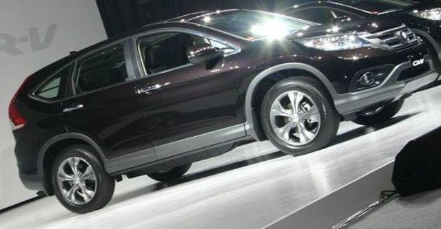 2013 Honda CR-V 2.4 VTi  第2張相片