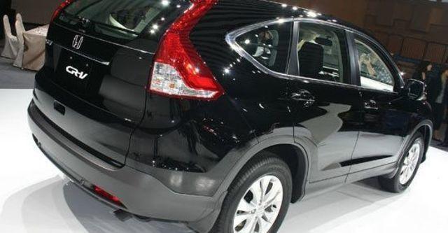 2013 Honda CR-V 2.4 VTi  第3張相片