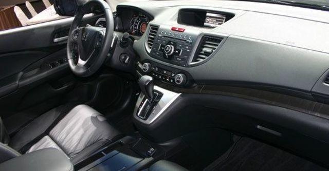 2013 Honda CR-V 2.4 VTi  第4張相片