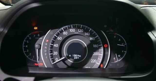 2013 Honda CR-V 2.4 VTi  第8張相片