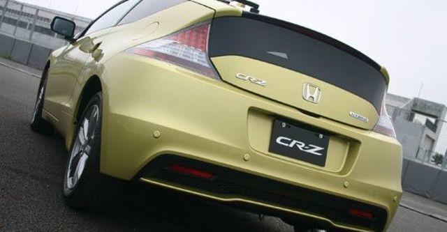 2013 Honda CR-Z 1.5  第3張相片