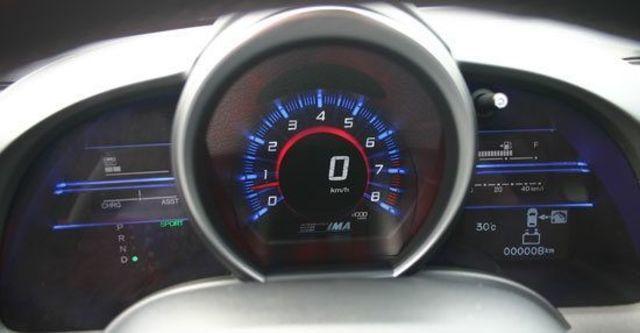 2013 Honda CR-Z 1.5  第11張相片
