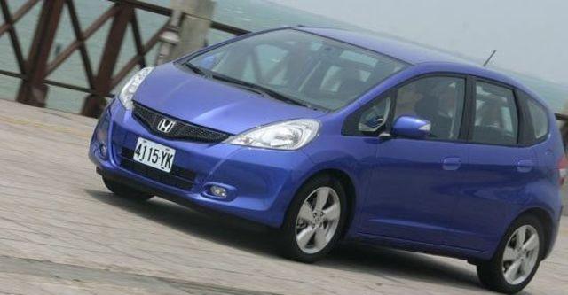 2013 Honda Fit 1.5 VTi-S  第1張相片