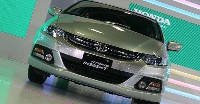 2013 Honda Insight Hybrid 1.3  第11張相片