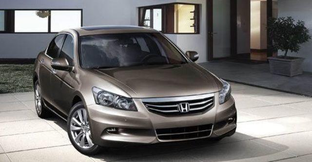 2012 Honda Accord 2.4 VTi  第3張相片