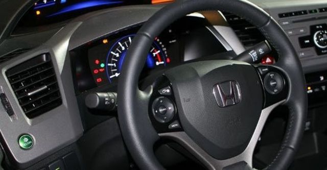 2012 Honda Civic 1.8 VTi  第6張相片