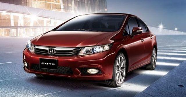 2012 Honda Civic 2.0 S  第1張相片
