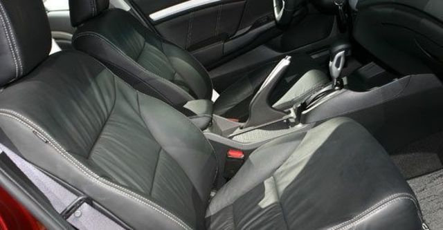 2012 Honda Civic 2.0 S  第6張相片