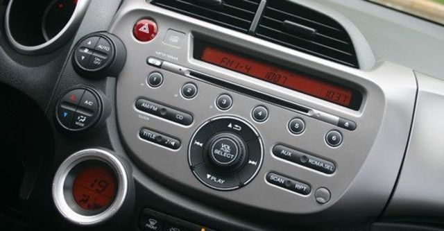 2012 Honda Fit 1.5 VTi-S  第12張相片