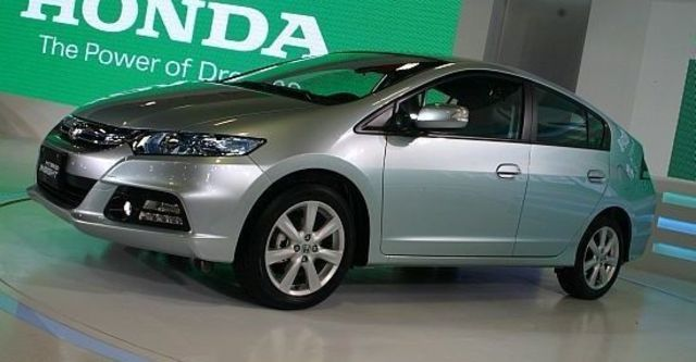 2012 Honda Insight Hybrid 1.3  第1張相片