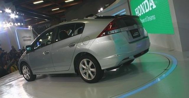2012 Honda Insight Hybrid 1.3  第12張相片