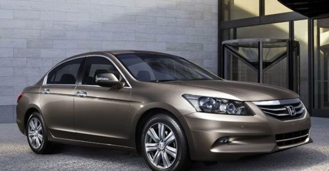 2011 Honda Accord 2.4 VTi  第1張相片