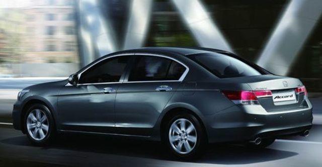 2011 Honda Accord 3.5 V6  第3張相片