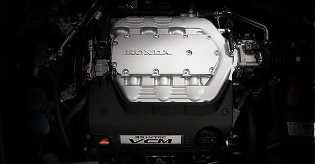 2011 Honda Accord 3.5 V6  第10張相片