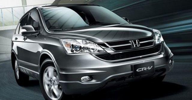2011 Honda CR-V 2.4 VTi  第1張相片
