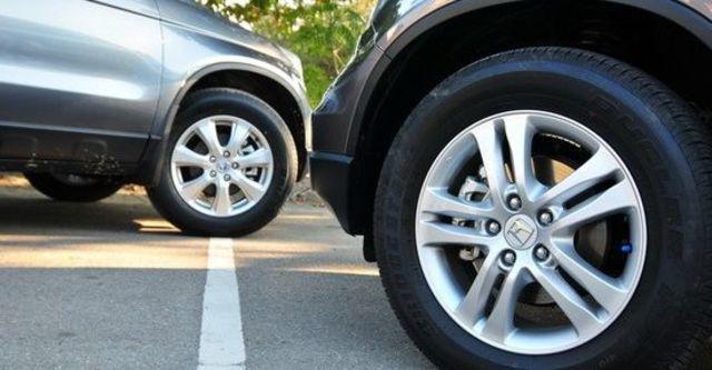 2011 Honda CR-V 2.4 VTi  第8張相片