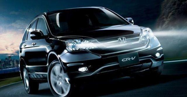 2011 Honda CR-V 2.4 VTi-S  第1張相片