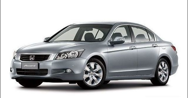2010 Honda Accord 3.5 V6  第1張相片
