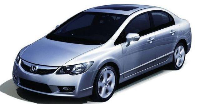 2010 Honda Civic 1.8 VTi  第1張相片