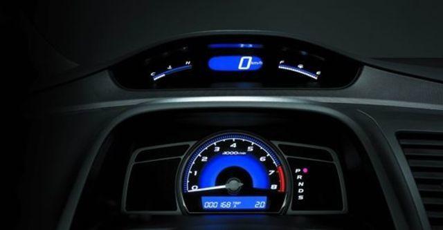 2010 Honda Civic 1.8 VTi  第9張相片