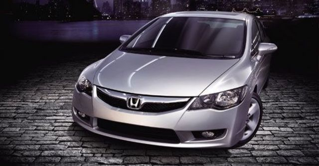 2010 Honda Civic 1.8 VTi-S  第2張相片