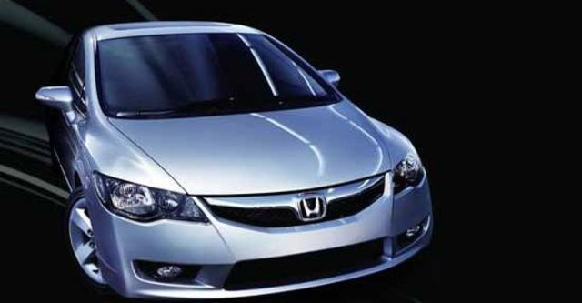2010 Honda Civic 2.0 S  第1張相片