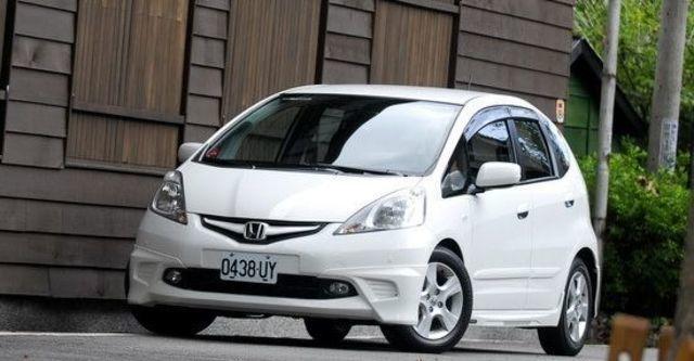2010 Honda Fit VTi  第8張相片