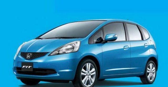 2010 Honda Fit VTi-S  第2張相片