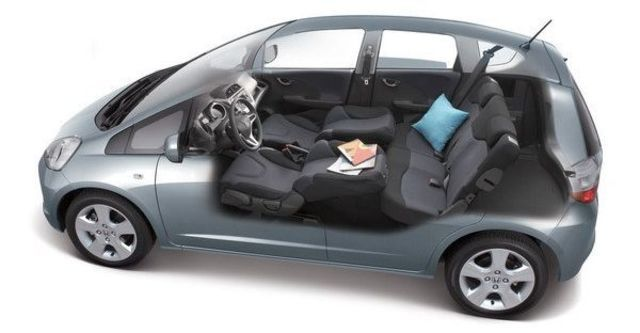 2010 Honda Fit VTi-S  第6張相片