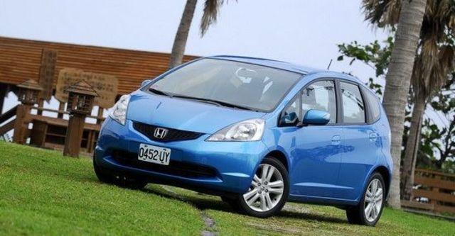 2010 Honda Fit VTi-S  第8張相片