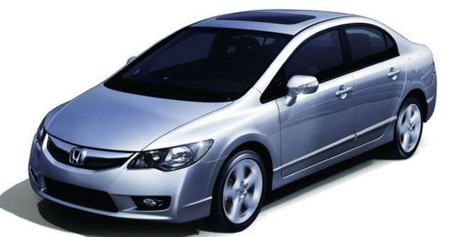 2009 Honda Civic 1.8 VTi  第1張相片