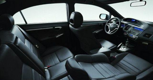 2009 Honda Civic 1.8 VTi  第4張相片