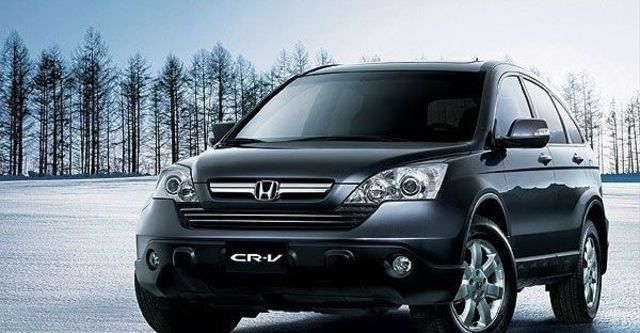 2009 Honda CR-V 2.0 4WD EX  第1張相片