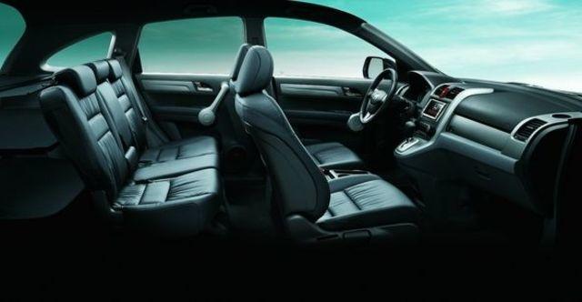 2009 Honda CR-V 2.0 4WD EX  第6張相片