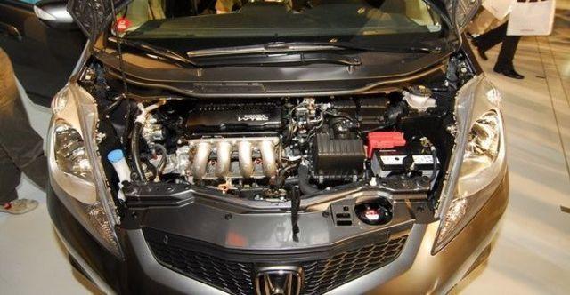 2009 Honda Fit VTi-S  第5張相片