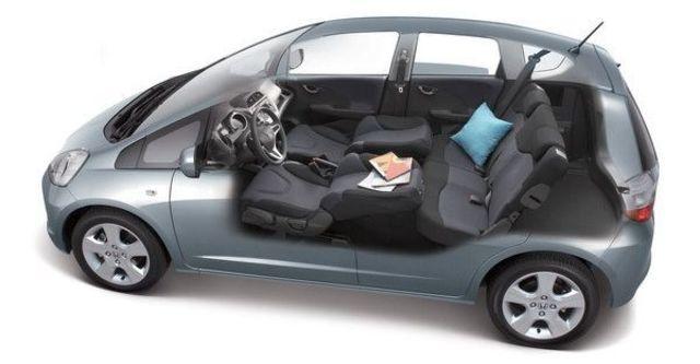 2009 Honda Fit VTi-S  第7張相片