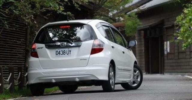 2009 Honda Fit VTi-S  第12張相片