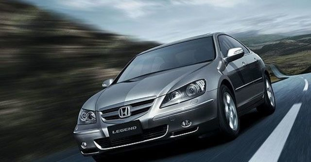2009 Honda Legend 3.5 V6  第1張相片