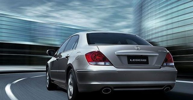 2009 Honda Legend 3.5 V6  第3張相片