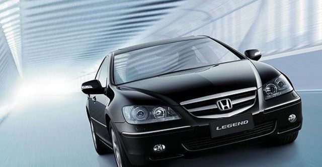 2009 Honda Legend 3.5 V6  第4張相片