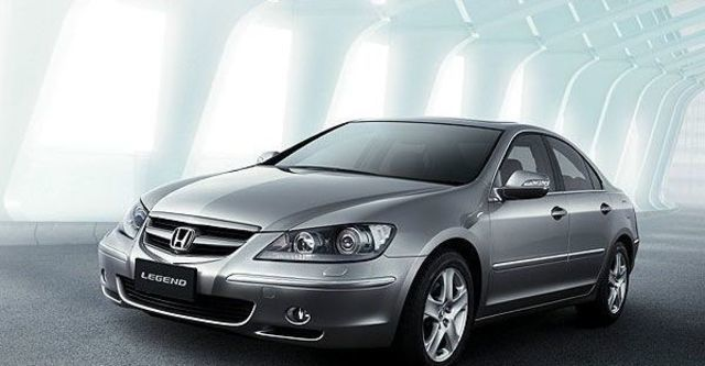 2009 Honda Legend 3.5 V6  第5張相片