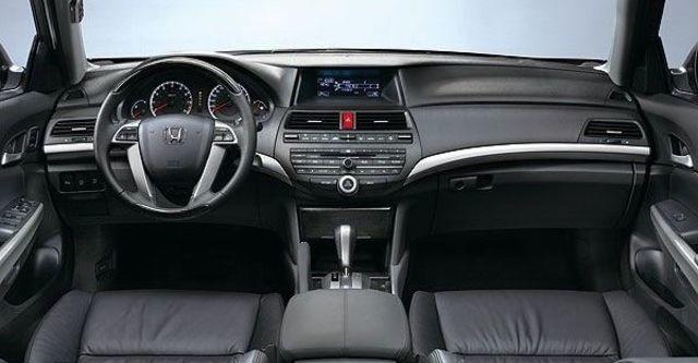 2008 Honda Accord 2.4 VTi-S  第9張相片
