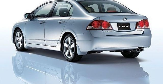 2008 Honda Civic 1.8 EX-S  第3張相片