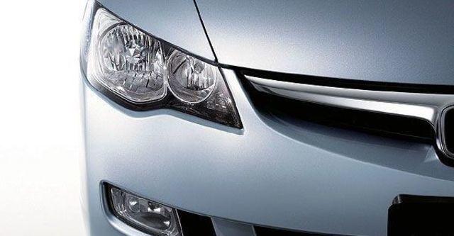 2008 Honda Civic 1.8 EX-S  第4張相片