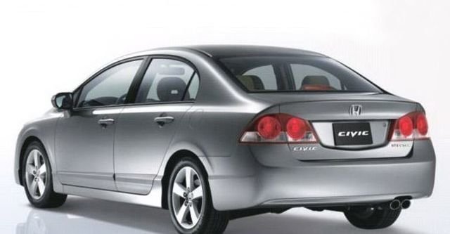 2008 Honda Civic 2.0 S  第3張相片