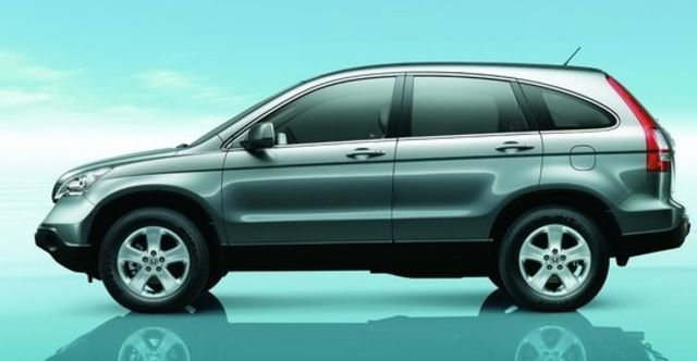 2008 Honda CR-V 2.0 GX  第4張相片