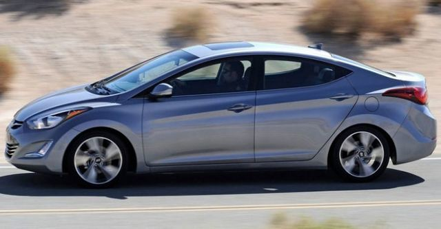 2015 Hyundai Elantra EX 經典型  第3張相片