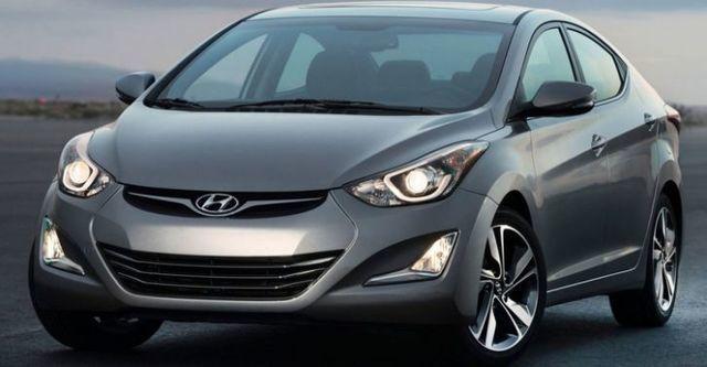 2015 Hyundai Elantra EX 經典型  第6張相片